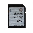 Kingston SDHC 64GB UHS-I U1, SD10VG2/64GB