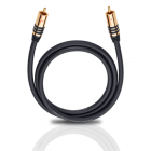 Oehlbach NF Sub-kabel cin/cinch 3,0m mono