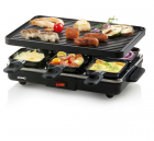 DOMO Raclette gril pro 6 - DOMO DO9188G
