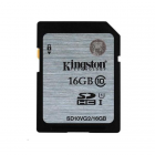 Kingston SDHC 16GB UHS-I U1, SD10VG2/16GB