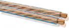 Oehlbach LS-Kabel 2x4mm glasklar