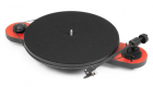 Pro-Ject Elemental Phono USB red/black